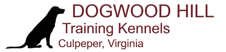 Dogwood Hill Kennels banner